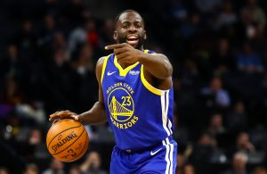 Draymond Green Warriors