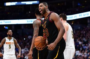 Tristan Thompson Cavs