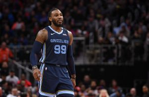 Jae Crowder Grizzlies
