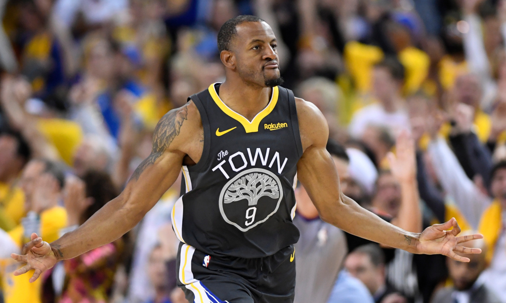 Grizzlies players don't hold back with Iguodala comments