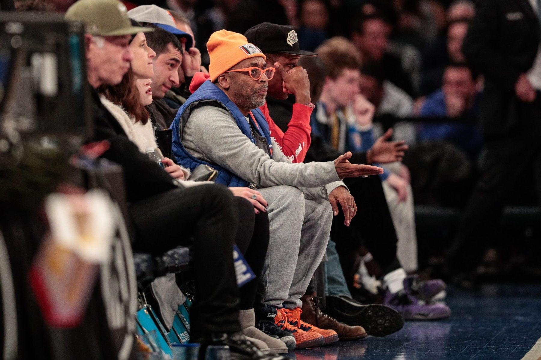 Spike Lee Knicks