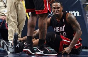 Udonis Haslem Miami Heat 2006
