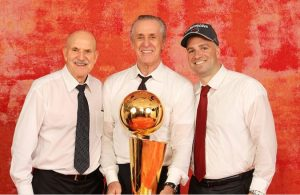 Pat Riley and Adam Simon