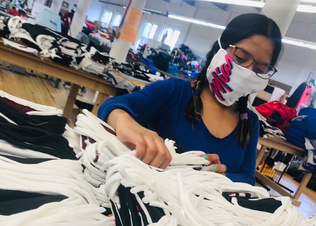 Report Miami Heat To Turn 100k Of Unsold Attire Into Thousands Of Masks To Combat Covid 19 Heat Nation