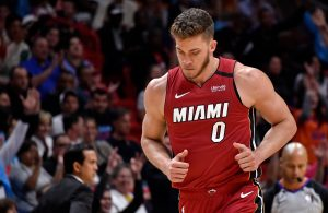 Meyers Leonard Miami Heat