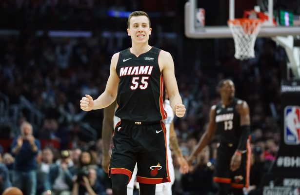 Report: Miami Heat purposefully showed no interest in Duncan Robinson to keep him secret