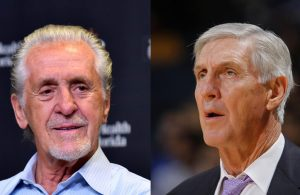 Pat Riley and Jerry Sloan