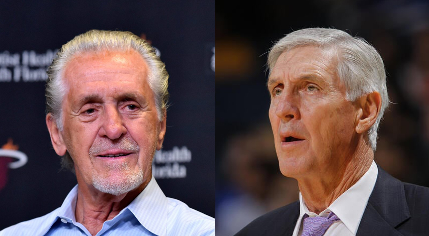 Pat Riley Releases Reverential Statement on Passing of Jerry Sloan