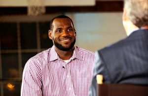 LeBron James The Decision