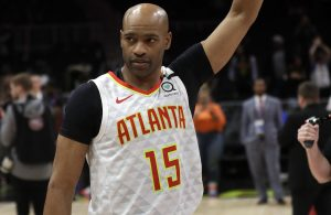 Vince Carter Atlanta Hawks