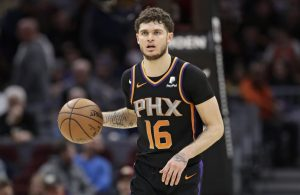Tyler Johnson Phoenix Suns