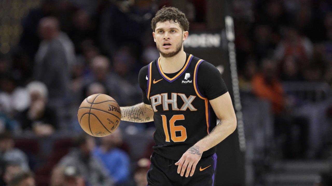 Tyler Johnson Phoenix Suns