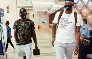 Kendrick Nunn and Bam Adebayo