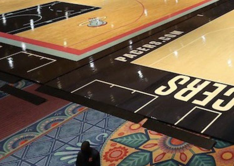 Miami Heat Disney Court