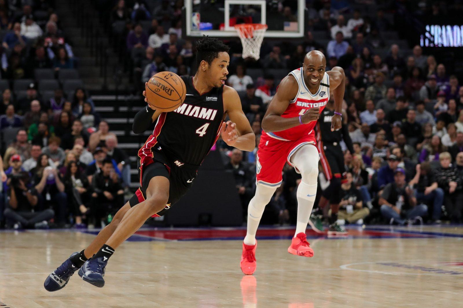 KZ Okpala Miami Heat