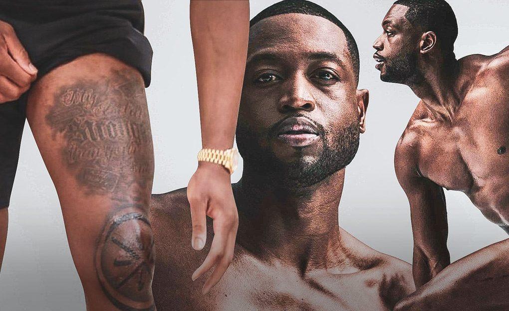 Dwyane Wade Tattoos