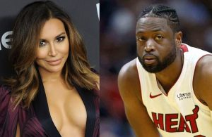 Dwyane Wade and Naya Rivera