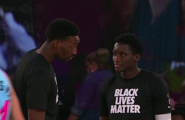 Victor Oladipo and Bam Adebayo
