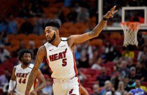 Derrick Jones Jr. Miami Heat