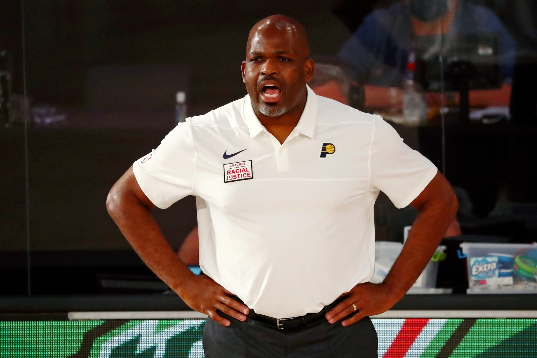 Nate McMillan Indiana Pacers