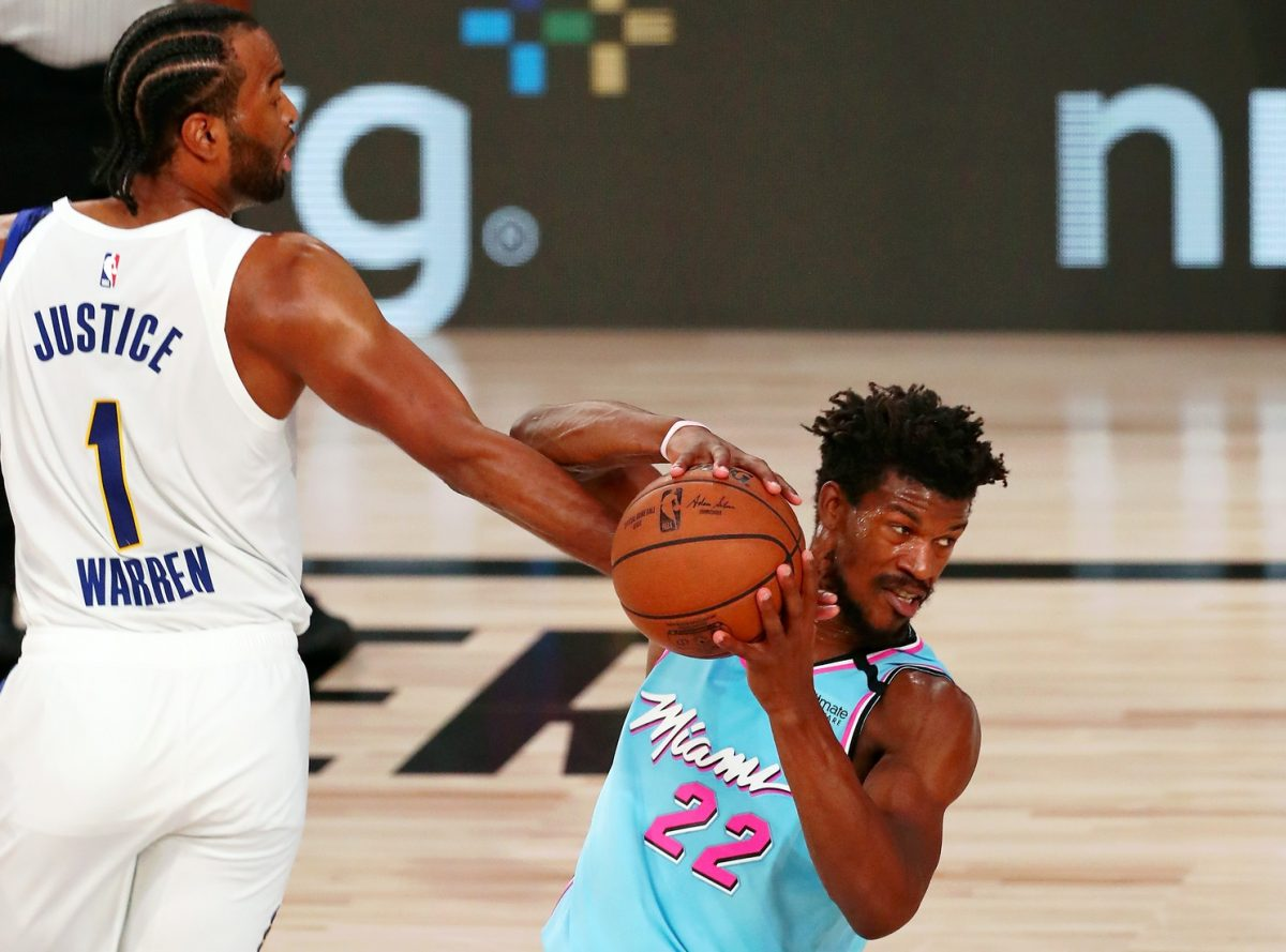 Miami face anxious wait for Jones after nasty collision