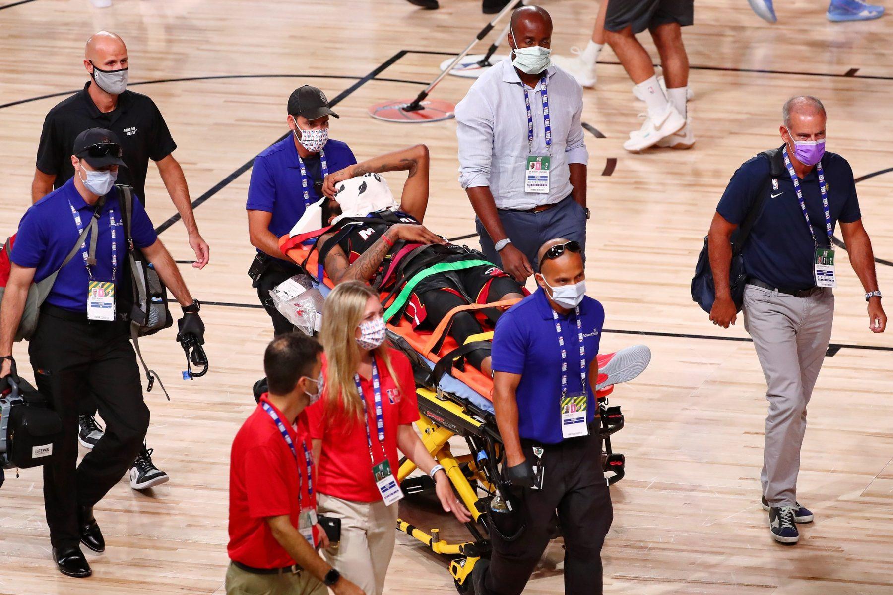 Heat beat Pacers in finale marred by Jones' injury