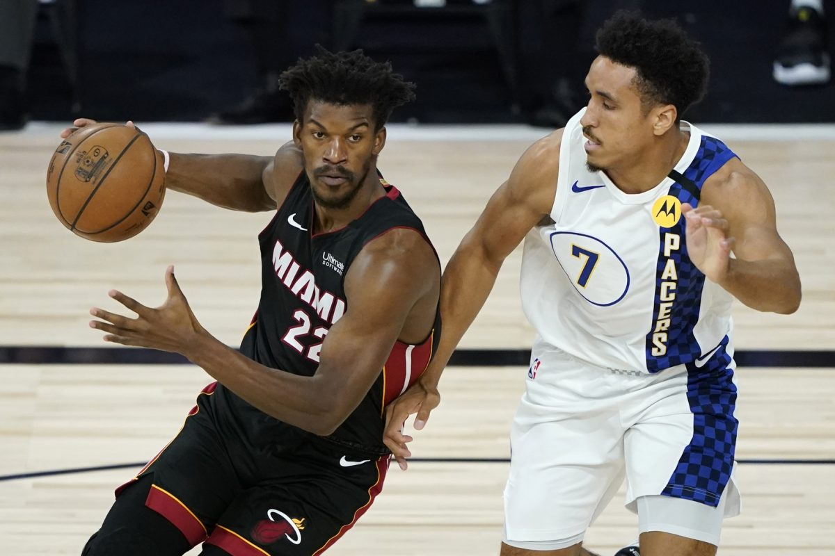 Miami Heat News Jimmy Butler Suffers Injury In Game 4 Vs Indiana Pacers Heat Nation