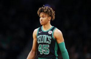 Romeo Langford Boston Celtics