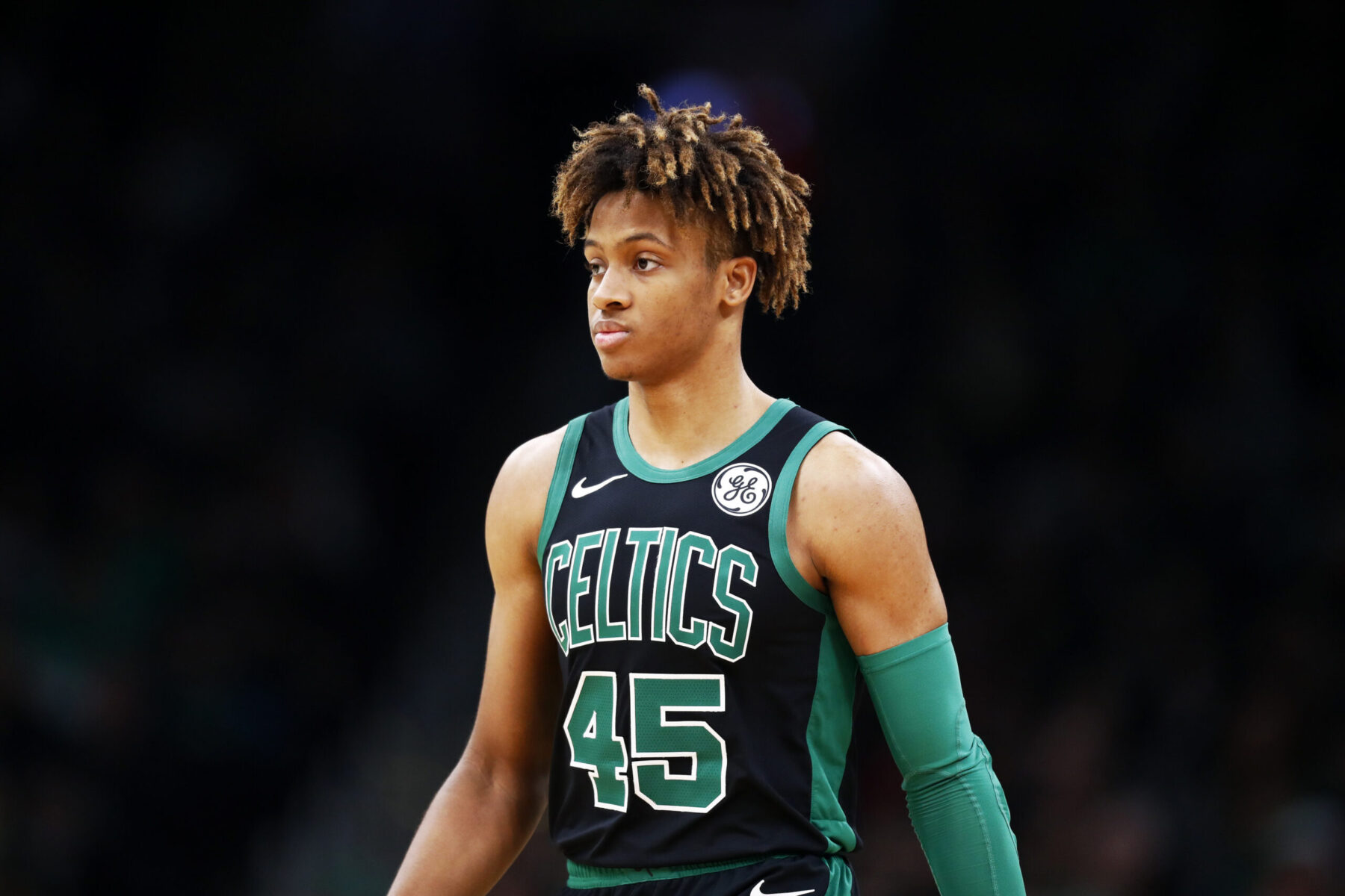Romeo Langford Boston Celtics