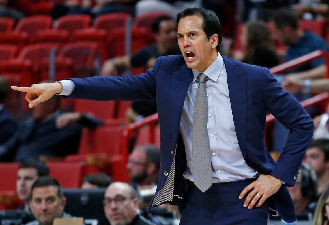 Erik Spoelstra Miami Heat
