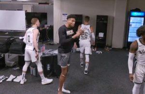 Giannis Antetokounmpo and Milwaukee Bucks