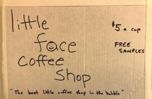 Little Face Coffee Shop
