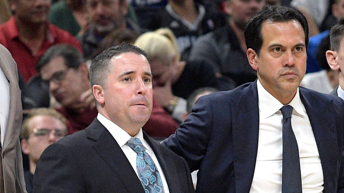 Report Chicago Bulls Very Interested In Miami Heat Coach For Head Coaching Position Heat Nation