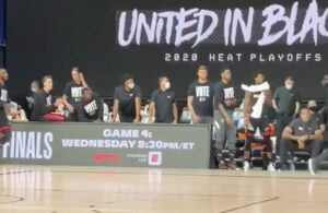 Miami Heat Bench