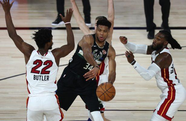 Report Miami Heat And Toronto Raptors Frontrunners In Giannis Antetokounmpo Sweepstakes Heat Nation
