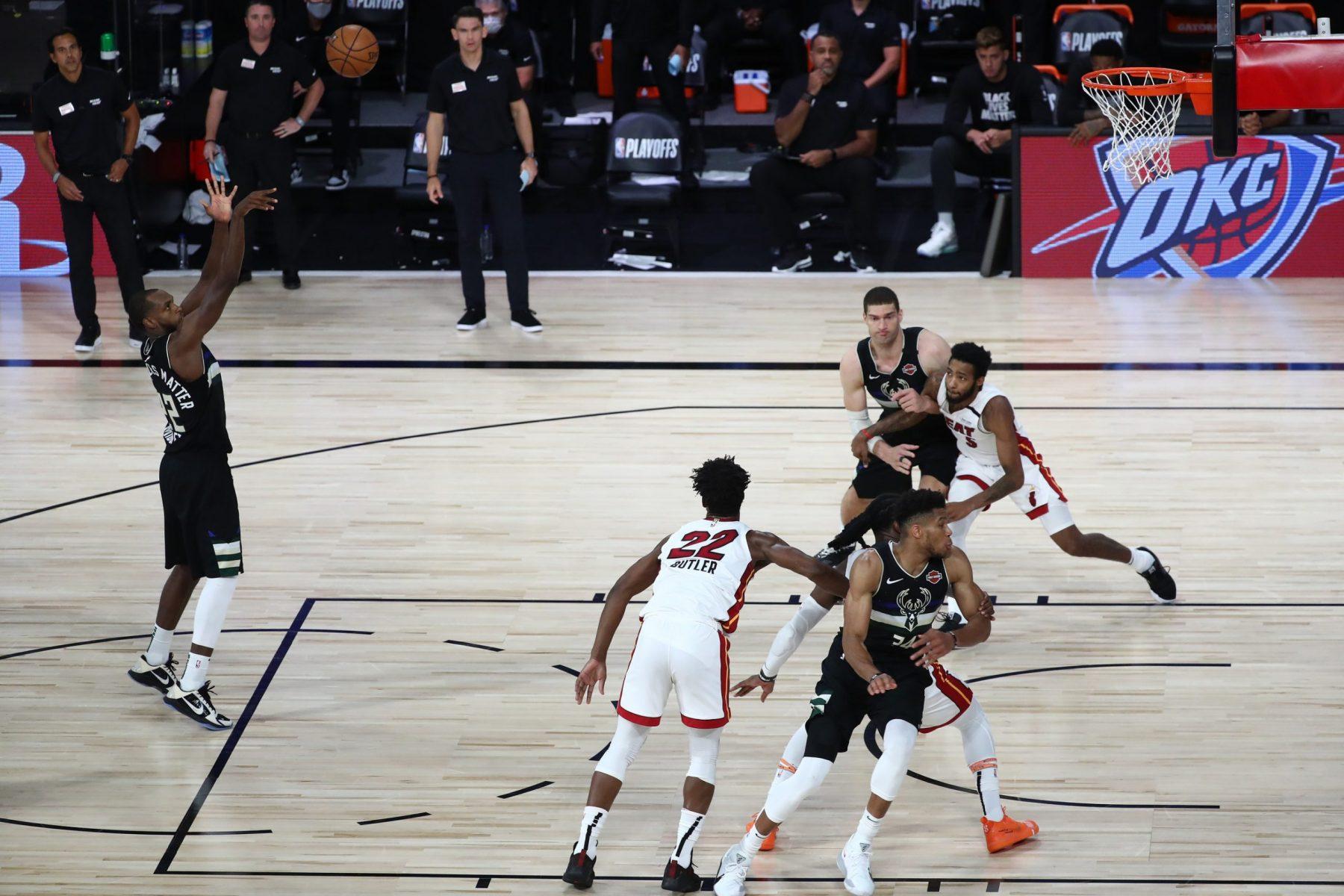 Miami Heat and Milwaukee Bucks