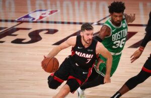 Goran Dragic and Marcus Smart