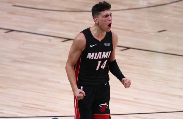 Miami Heat rising star Tyler Herro favored to win 2 NBA awards next season