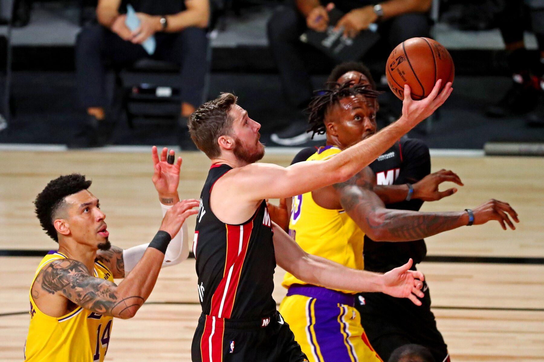 Goran Dragic Lakers