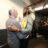 Pat Riley and LeBron James