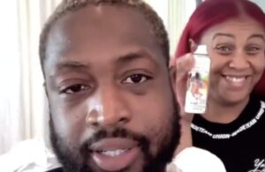Dwyane Wade Losing Bet