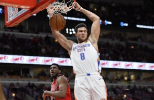 Danilo Gallinari Oklahoma City Thunder