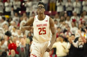 Jalen Smith Maryland