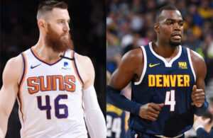 Aron Baynes and Paul Millsap