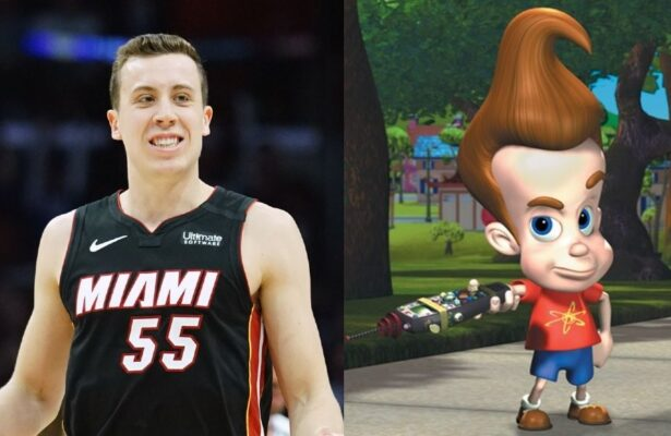 Duncan Robinson Says Lakers Trash-Talking During NBA Finals Included Calling Him 'Jimmy Neutron'