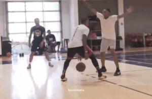 Isaiah Thomas Miami Heat shorts