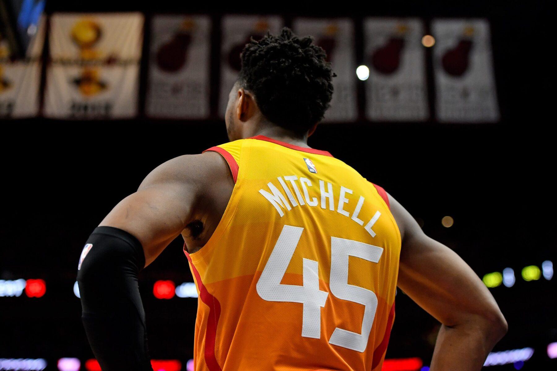 Donovan Mitchell Miami Heat