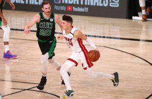 Tyler Herro Boston Celtics