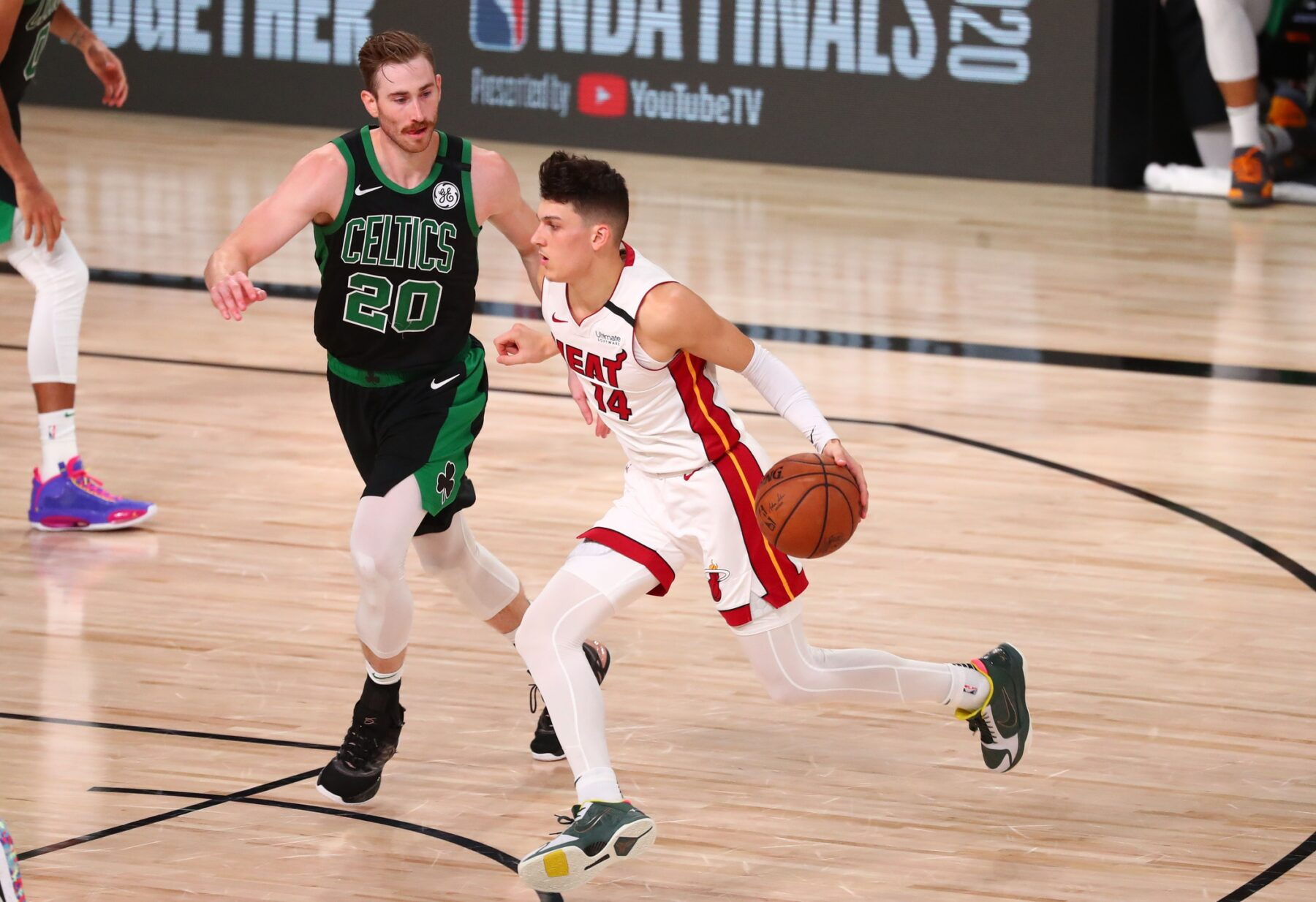 Tyler Herro Boston Celtics