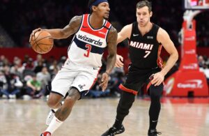 Bradley Beal and Goran Dragic
